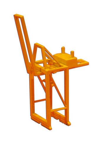 TRIANG Panamax Container Crane - Jib Up Yellow - 1:1200 Scale