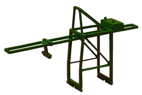 TRIANG Post Panamax Container Crane Green - 1:1200 Scale