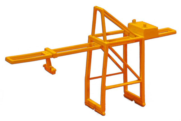 TRIANG Post Panamax Container Crane Yellow - 1:1200 Scale