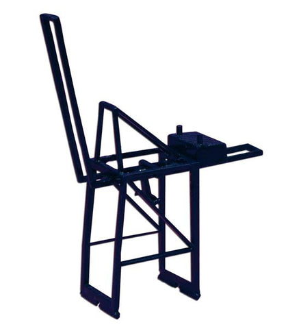 TRIANG Post Panamax Container Crane - Jib Up Blue - 1:1200 Scale
