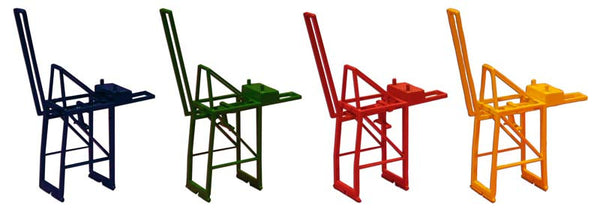 TRIANG Post Panamax Cont Crane - Jib Up -4 - 1:1200 Scale
