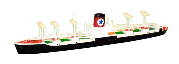 TRIANG Blue Star Livery - 1:1200 Scale