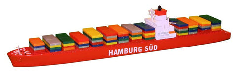 TRIANG Hamburg Sud Livery - 1:1200 Scale