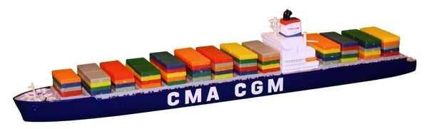TRIANG CMA-CGM Livery - 1:1200 Scale