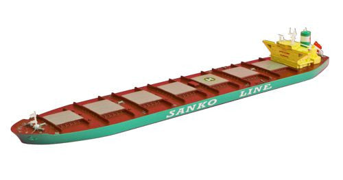 TRIANG Bulk Carrier Sanko - 1:1200 Scale