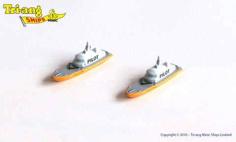 TRIANG Pilot Boats - 1:1200 Scale