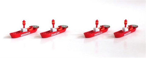 TRIANG Lightships - 1:1200 Scale