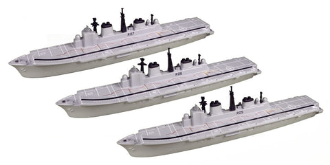TRIANG Invincible Class Carriers_3 - 1:1200 Scale