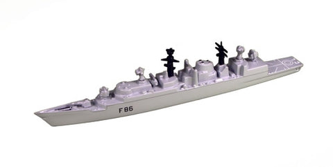 TRIANG HMS Cambeltown F86 - 1:1200 Scale