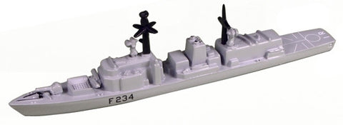 TRIANG HMS Iron Duke F234 - 1:1200 Scale
