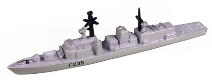TRIANG HMS Montrose F236 - 1:1200 Scale