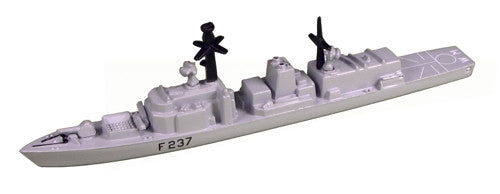 TRIANG HMS Westminster F237 - 1:1200 Scale