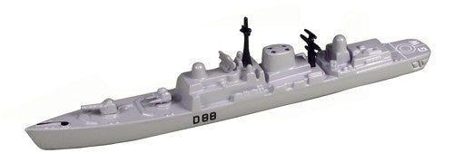 TRIANG HMS Glasgow D88 - 1:1200 Scale