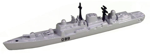 TRIANG HMS Exeter D89 - 1:1200 Scale