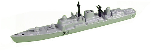 TRIANG HMS Nottingham D91 - 1:1200 Scale