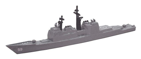 TRIANG USS Princeton - CG 59 - 1:1200 Scale