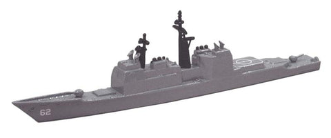 TRIANG USS Chancellorsville - CG 62 - 1:1200 Scale