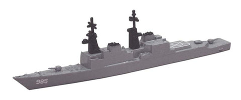 TRIANG USS Cushing - DD 985 - 1:1200 Scale
