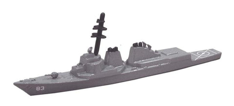 TRIANG USS Howard - DDG 83 - 1:1200 Scale