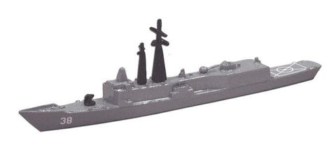 TRIANG USS Curts - FFG 38 - 1:1200 Scale