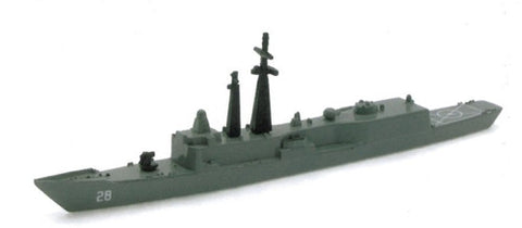 TRIANG USS Boone FFG28 - 1:1200 Scale