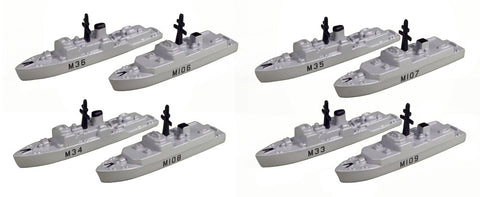 TRIANG RN Minesweeper Set_4 - 1:1200 Scale