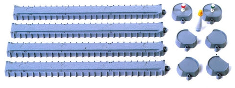TRIANG Breakwater Set - 1:1200 Scale