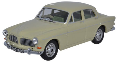 Oxford Diecast Volvo Amazon  Light Green - 1:43 Scale