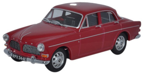 Oxford Diecast Volvo Amazon  Cherry Red - 1:43 Scale