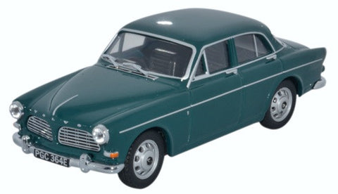 Oxford Diecast Volvo Amazon Blue Green