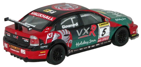 Oxford Diecast Vectra Holiday Inn - Giovanardi - 1:43 Scale