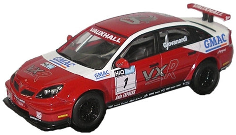 Oxford Diecast Vectra 2008 Giovanardi - 1:43 Scale