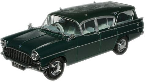 Oxford Diecast Imp Green (Queen Elizabeth) Cresta - 1:43 Scale