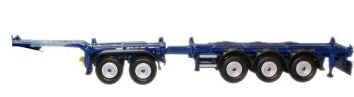 Oxford Diecast Norfolkline Trailer - 1:76 Scale