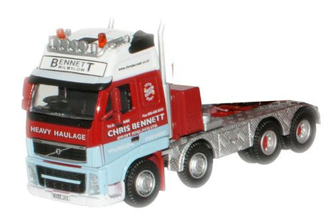 Oxford Diecast Chris Bennett Cab - 1:76 Scale