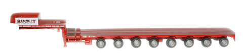 Oxford Diecast Chris Bennett Trailer - 1:76 Scale