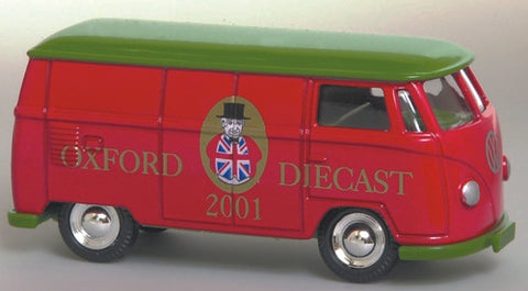 Oxford Diecast Christmas 2001