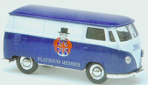 Oxford Diecast Platinum 2002