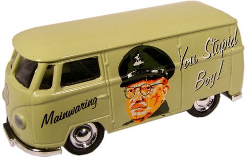 Oxford Diecast Capt Mainwaring