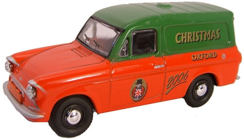 Oxford Diecast Christmas 2006 - 1:43 Scale