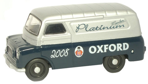 Oxford Diecast Platinum Vehicle 2008 - 1:43 Scale