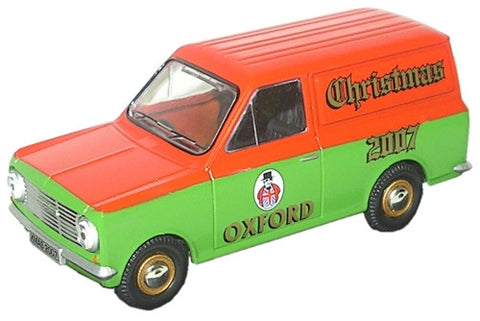 Oxford Diecast XMAS 2007 - 1:43 Scale