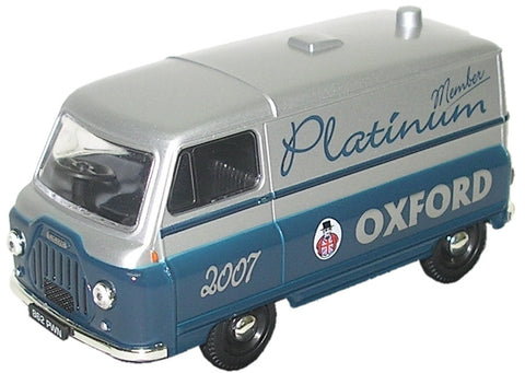 Oxford Diecast Platinum 2007 - 1:43 Scale