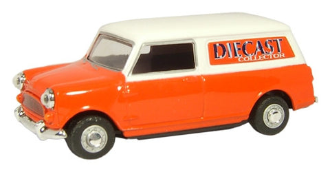 Oxford Diecast Diecast Collector Red - 1:43 Scale