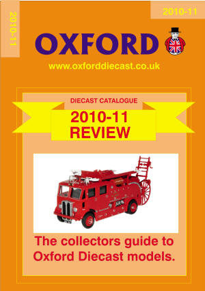 Oxford Diecast Review 2011