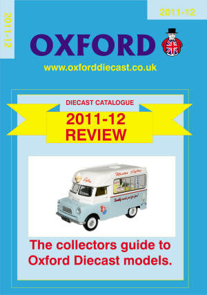 Oxford Diecast Review 2012