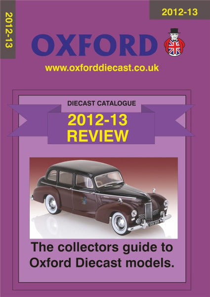 Oxford Diecast Review 2013