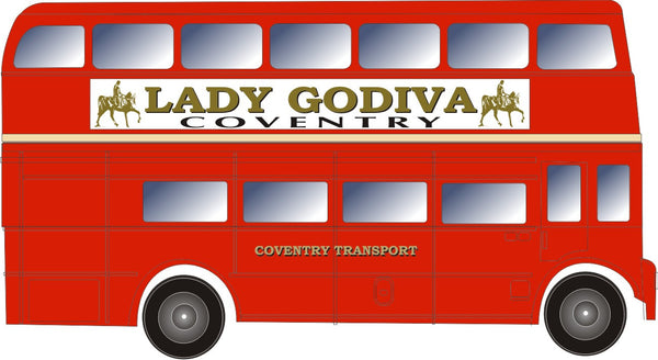 Oxford Diecast Coventry Routemaster - 1:76 Scale