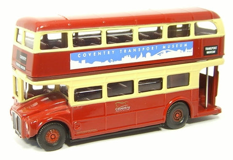 Oxford Diecast Coventry Museum - 1:76 Scale