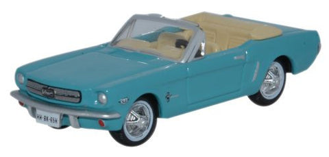 Oxford Diecast 1965 Ford Mustang Brantho Korrux - 1:87 Scale